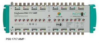 PSG 1717 Amp