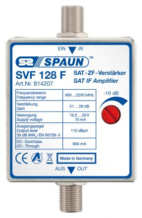 SVF 128 F