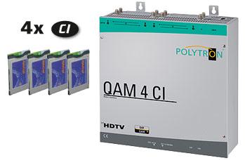 QAM 4 CI-S
