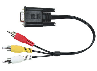 A/V adaptor cable