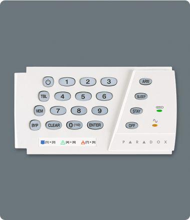 10-Zone Hardwired LED Keypad K636