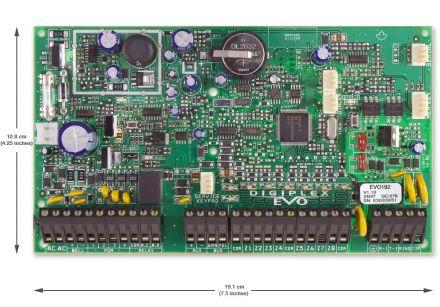 192-Zone Control Panel EVO192