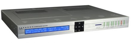 GPRS / IP Monitoring Receiver IPR512
