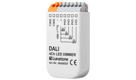 DALI 4Ch-LED-Dimmer