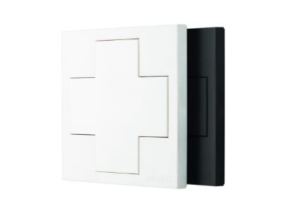 DALI Switch Cross Black
