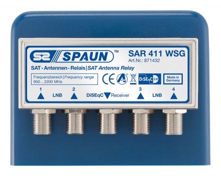 SAR 411 WSG