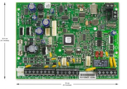 MAGELLAN 32-Zone Wireless Transceiver Control Panel MG5000