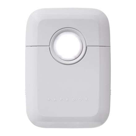 Indoor Wireless Siren with Built-in Strobe Light SR120
