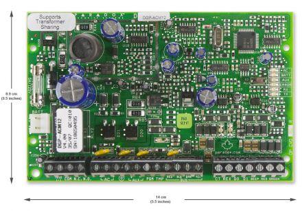 4-Wire Access Control Module ACM12